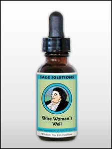 Sage Solutions Wise Women's Well 1 oz