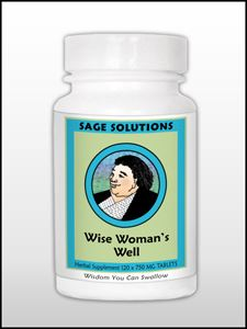 Sage Sol. Wise Women's Well 120 tabs