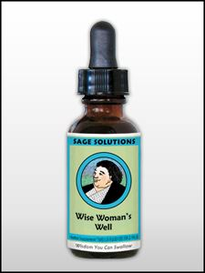 Sage Solutions Wise Women's Well 2 oz