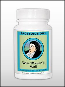Sage Sol. Wise Women's Well 60 tabs