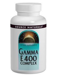 Gamma E 400 w/Tocotrienols 30 softgels