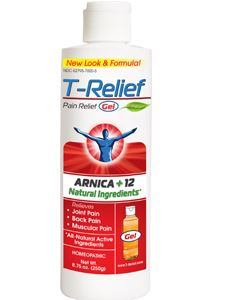 T -Relief Pain Gel 250 gm