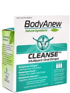 BodyAnew Cleanse Oral Drops 1 kit