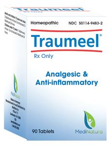 Traumeel Rx Tablets 90 ct