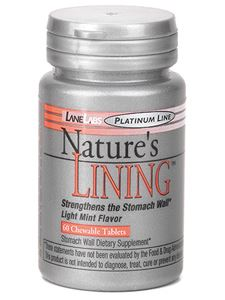 Nature's Lining 60 tabs