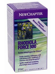 Rhodiola Force 300 30 vcaps
