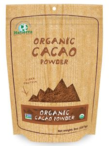 Organic Cacao Powder 8 oz