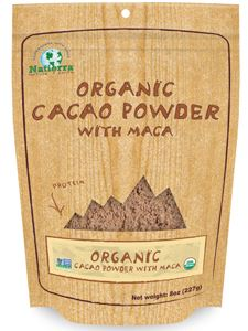 Organic Cacao with Maca 8 oz