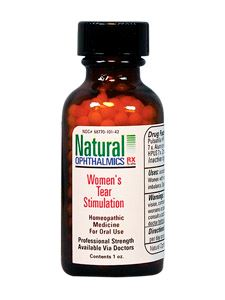 Women's Tear Stimulation Pellets 1 oz