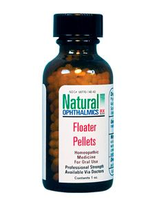 Floater Pellets 1 oz