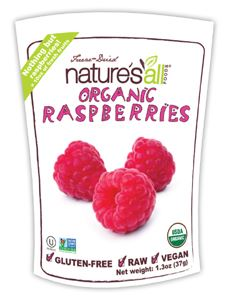 Freeze Dried Raspberry 1.3 oz