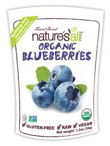 Freeze Dried Blueberry 1.2 oz
