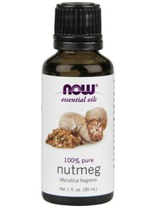 Nutmeg Oil Pure 1 oz