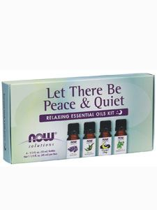 Let There Be Peace & Quiet Relaxing Kit