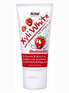 Xyliwhite Kid's Toothpaste Straw 3 oz