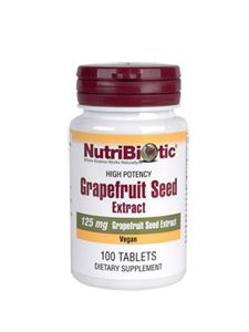 Grapefruit Seed Extract 100 vegan tabs