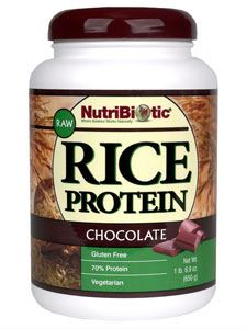 Rice Protein - Chocolate 22.9 oz
