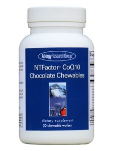 NTFactor CoQ10 Chocolate 30 wafers