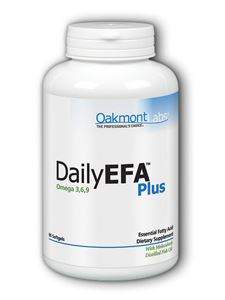Daily EFA Plus 90 gels