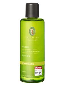 Energizing Ginger Lime Bath Oil 3.4oz
