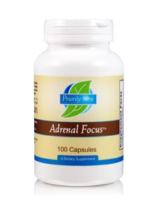 Adrenal Focus 100 caps