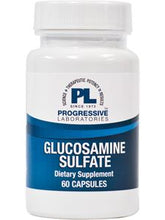 Load image into Gallery viewer, Glucosamine Sulfate 500 mg 60 caps