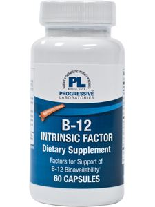 B -12 Intrinsic Factor 60 caps