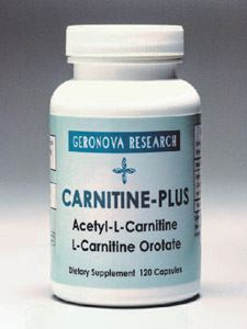 Carnitine -Plus 120 caps