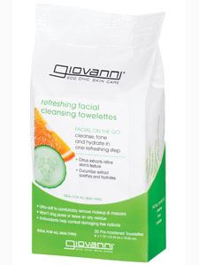 Refreshing Facial Towelettes 30 ct