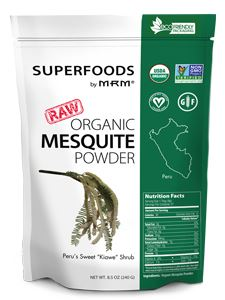 Raw Organic Mesquite Powder 8.5 oz