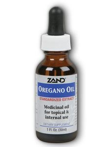 Oregano Oil 1 fl oz