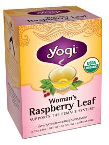 Woman's Raspberry Leaf 16 bags