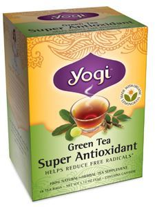 Green Tea Super Antioxidant 16 bags