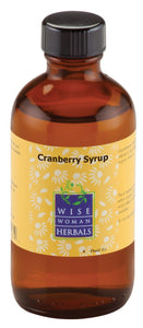 Cranberry Syrup 4 oz