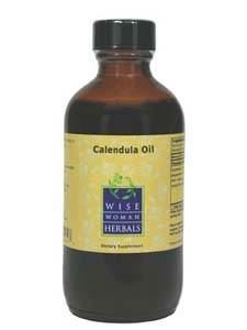 Calendula Oil 4 oz