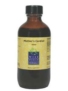 Mother's Cordial Elixir 4 oz