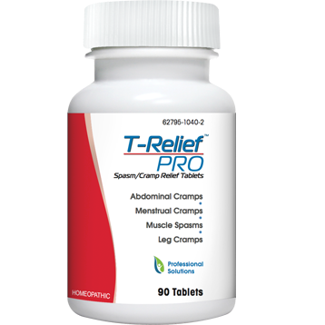T -Relief Pro Spasm Pain Relief 90 Tabs