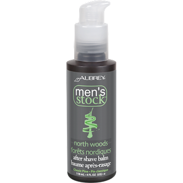 North Woods After Shave Balm 4 oz