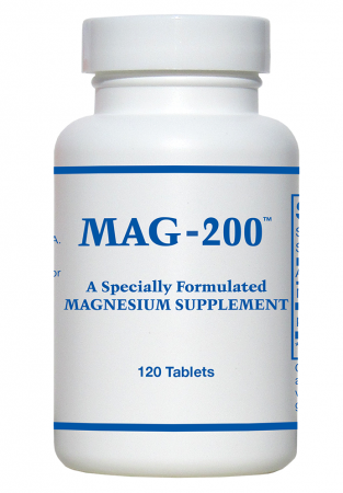 Optimox® MAG-200® 120 Tablets