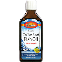 Load image into Gallery viewer, Finest Fish Oil Omega 3 200 ml
