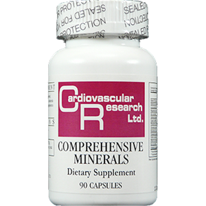 Comprehensive Minerals 90 caps