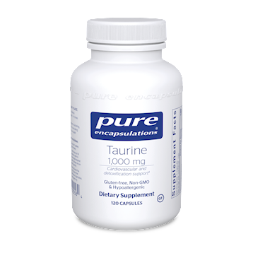 Taurine 1000 mg 120 vcaps