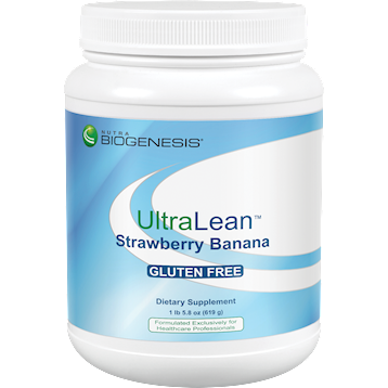 UltraLean Strawberry Banana 1.36 lb