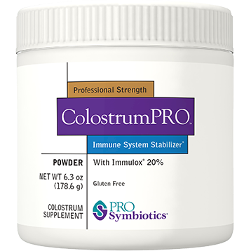 ColostrumPro w/Immulox Powder 6.3 oz