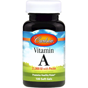 Vitamin A with Pectin 100 caps