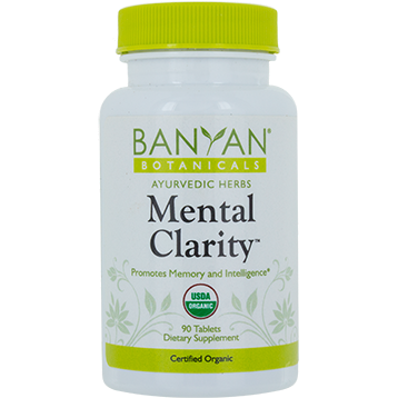 Mental Clarity 500 mg 90 tabs