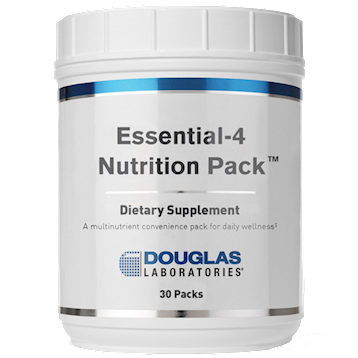Essential-4 Nutrition Pack - 30 packs