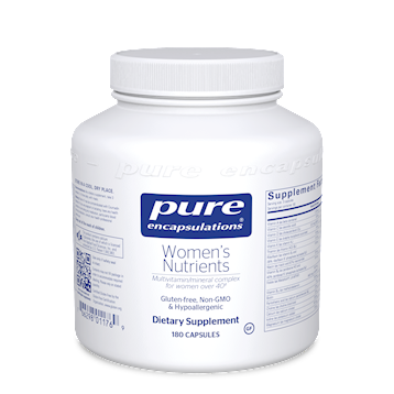 Women's Nutrients 180 vcaps