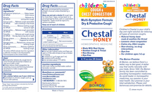 Load image into Gallery viewer, Chestal Children Cough Honey 6.7 oz