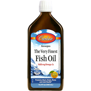 Fish Oil Orange 500 ml